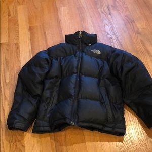 North face boys winter jacket